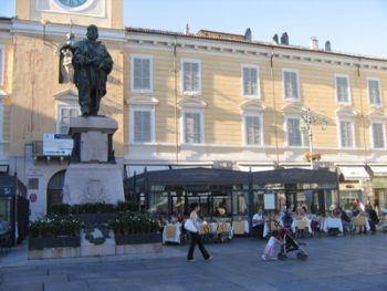 piazza Garibaldi Parma