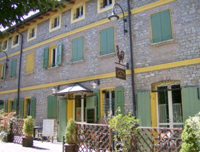 Antica Osteria del Borgo