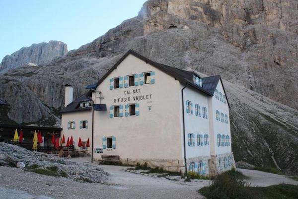 Rifugio Alpino Vajolet