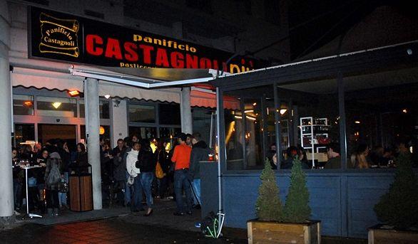 Castagnoli Lounge