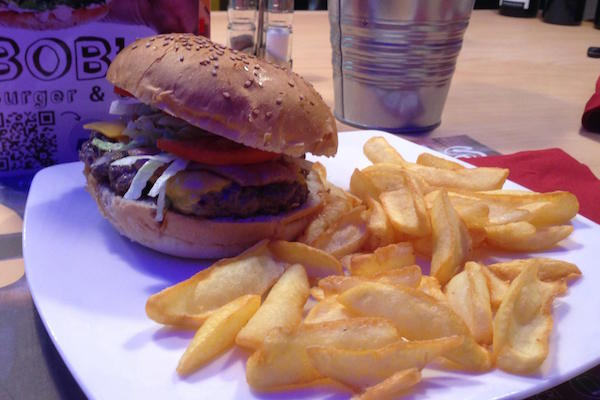 Bob Burger Grill