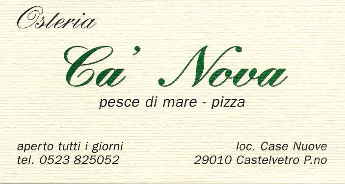 loc. Case Nuove Castelvetro Piacentino