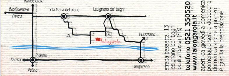strada Bassetta Lesignano Bagni