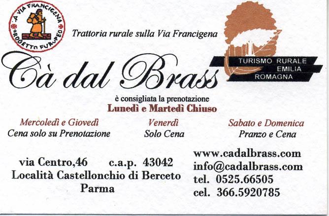 Ca' Dal Brass