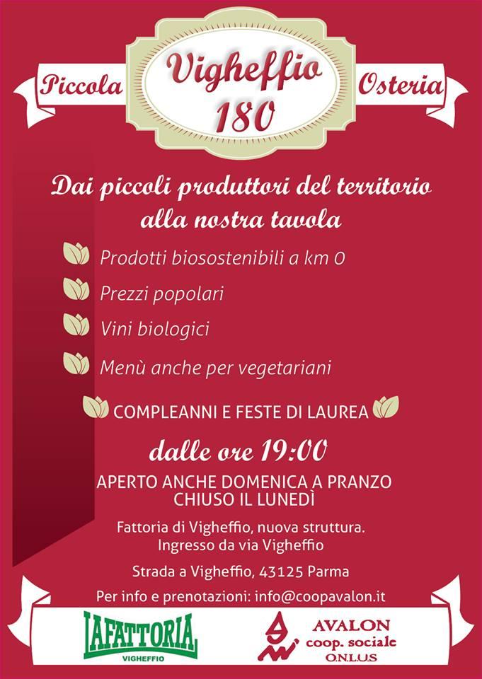 strada Vigheffio Parma