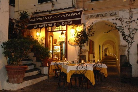Ristorante La Taverna Del Duca Amioparere