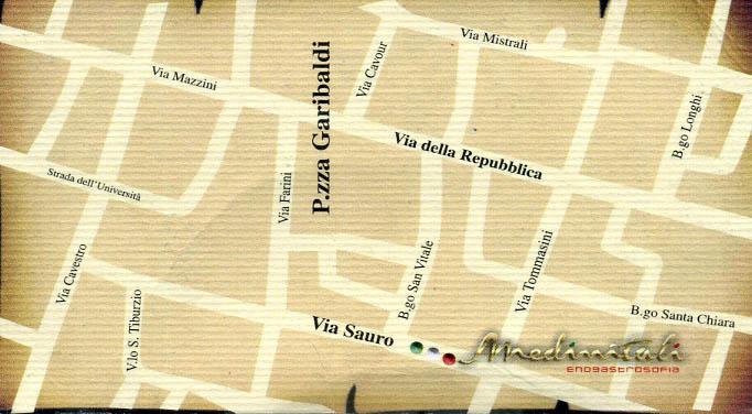 via Nazario Sauro Parma