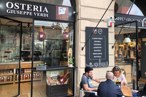 Osteria Giuseppe Verdi