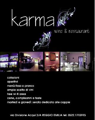 Karma Wine & Restaurant