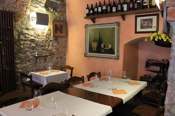 Antica Osteria del Vino Buono