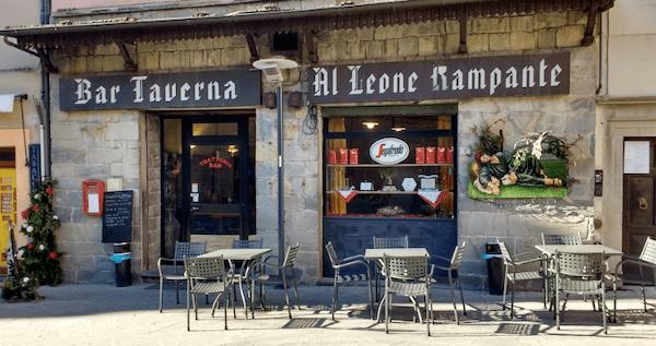 Al Leone Rampante