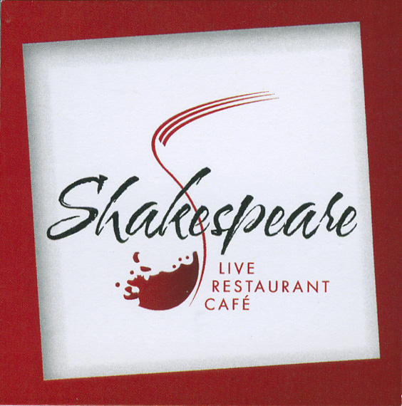 Shakespeare Cafe