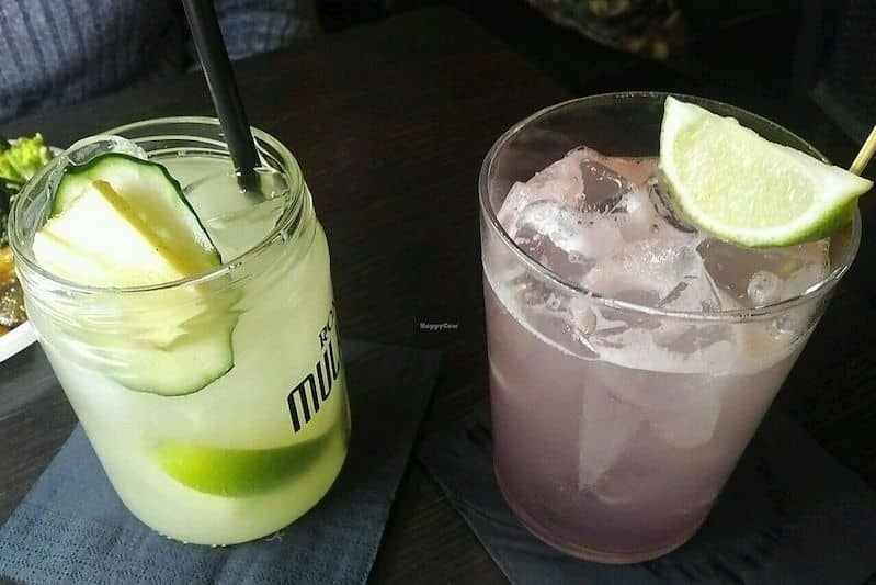 Ginger Cocktail Lab