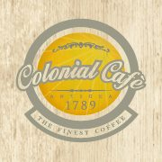 Colonial Caf�